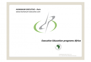 HUMANUM EXECUTIVE - Executive Education programs Africa