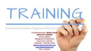 Executive Education Programs Africa by HUMANUM EXECUTIVE - Benin